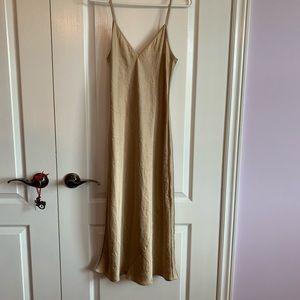NWOT Wilfred Only Slip Dress